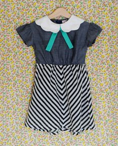 hart + sew | Vintage Baby Clothing: refashion: two into one