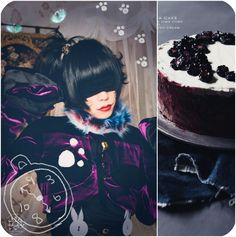 Asia Comparison:re ( Visual Kei, Asia, My Love, Color, Instagram, Colour, Colors