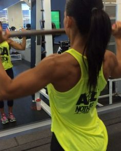 Sample Of My Workout Routine — Vanessa Tib Fitness