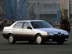 Alfa Romeo 164 '1987–92
