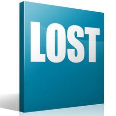 Adesivi Murali Lost