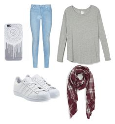 """""""Untitled #17"""" by talaylay on Polyvore featuring 7 For All Mankind, Sole Society and adidas Originals"""