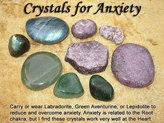 Dispel anxiety