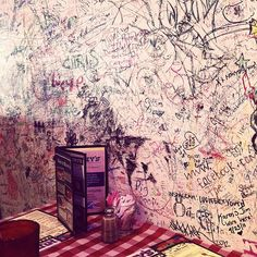 365 Things to Do in Memphis #71: Sign the Wall at Huey's