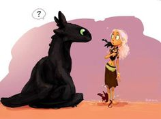 Dragons?
