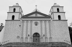 Mission Santa Barbara Travel California