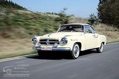 Fotos Borgward Isabella Coupe 1961, Oldtimer Bilder, Fotogalerie