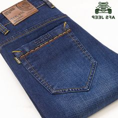 38.96$  Buy here - https://alitems.com/g/1e8d114494b01f4c715516525dc3e8/?i=5&ulp=https%3A%2F%2Fwww.aliexpress.com%2Fitem%2FAFS-JEEP-2016-Good-quality-autumn-men-s-casual-brand-straight-denim-jeans-spring-man-long%2F32766271595.html - AFS JEEP 2016 Good quality autumn men's casual brand straight denim jeans spring man long cowboy pants trousers large size 28-44 38.96$