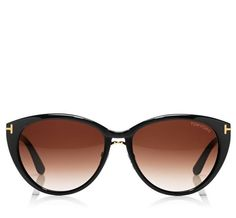 Tom Ford - Gina Cat-Eye Sunglasses