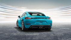 #Porsche 718 Cayman and 718 Cayman S #cars #sportscars #supercars #luxury #exotics #inspiration More from Porsche >> http://www.motoringexposure.com/vehicle-make/porsche/