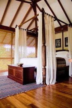 Villas at Ulagalla Resort, Sri Lanka.