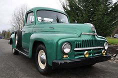 My Pickup, Pickup Trucks, International Harvester, Powder Coating
