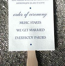 Dani and Olive Event Letterpress and Calligraphy | LETTERPRESS