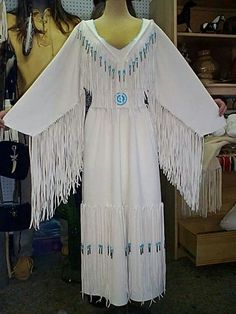 Cherokee Wedding Dress