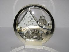 Rythm Stairway To Heaven Quartz Mantel Clock by BehindTheWall