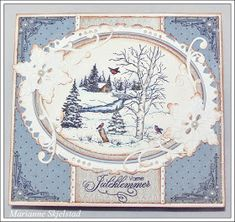 Mariannes papirverden.: Sjokoladeeske med mal og mål:) Scrapbook Cards, Wonderful Time, Vintage World Maps, Christmas Cards, Artwork, Handmade, Boxes, Tutorials, Candy