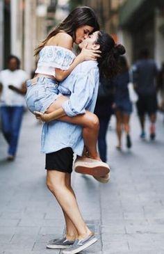 So kiss me Cute Lesbian Couples, Cute Couples Goals, Couples In Love, Girls In Love, Lesbian Love, Lesbian Pride, Couple Fotos, Jean Ferrat, Girlfriend Goals