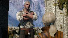 Wędrowiec Wild Hunt, Bioshock, The Witcher, Larp, Video Games, Hair Styles, Painting, Geralt Of Rivia, Hair Plait Styles