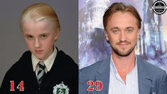 Tom Felton   From 1 To 30 Years Old