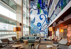 Room Mate Aitana, un hotel en Ámsterdam diseñado por Tomás Alía