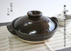 長谷園の伊賀土鍋