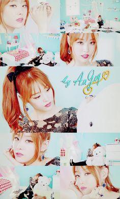 Song Ji Eun (Twenty Five / 25 MV)