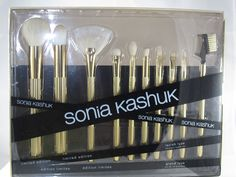 sonia kashuk lavish luxe brush set
