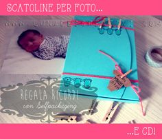 LUNAdei Creativi | Scopri le Scatole Porta Foto e CD di SalfPackaging! | http://lunadeicreativi.com