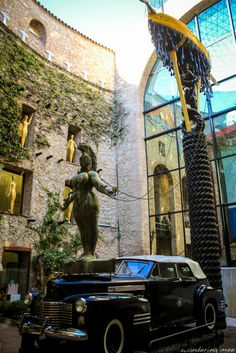Dali Museum, Figueres, Spain