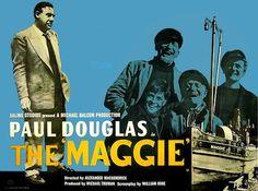 The Maggie (1953) GB Ealing D: Alexander Mackendrick. Paul Douglas, Geoffrey Keen, Andrew Keir. http://scottgronmark.blogspot.co.uk/2017/01/ealing-studios-frightfully-arty-film.html