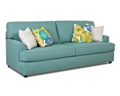Klaussner Living Room Cryder Sofas K72300 S - Klaussner Home Furnishings - Asheboro, North Carolina