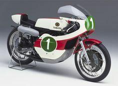 1968 Yamaha RD05A