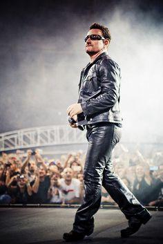 U2 - 360° Tour Live @ Stadio Olimpico di Roma (08/10/2010) by Live Nation Italia, via Flickr