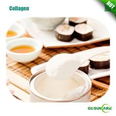 Fish Collagen 98% is Better than Japanese Collagen  1. 100% made from fish scale  2. Snow white powder  3. Have no any stink