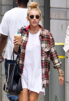 Miley Cyrus Everyday Outfit