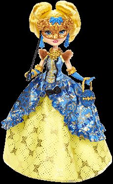 Ever After High - Thronecoming - Blondie Lockes Thronecoming Doll