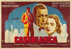 #Casablanca French poster3