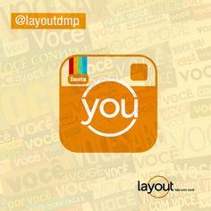 estamos também no Instagram. segue lá: @Layout DMP