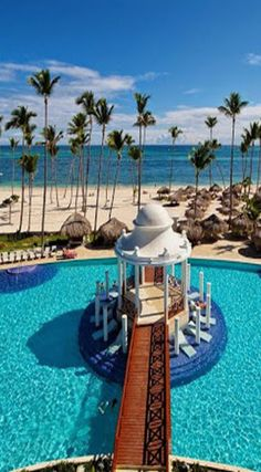 Emmy DE * Paradisus Palma Real Golf & Spa Resort, Punta Cana, Dominican Republic