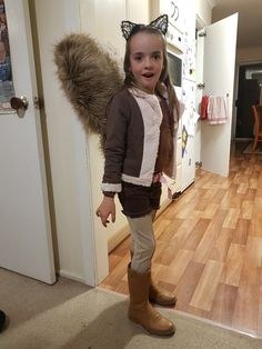 Girl Costumes, Halloween Costumes, Halloween Cards, Costume Ideas, Squirrel Girl Marvel, Squirrel Costume, Cinderella Costume, Marvel Characters, Ballet