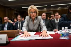 New Evidence Shows DeVos Is Discarding College Policies That Are Effective  A close analysis of more than 500 failing programs suggests current rules have been successful at reining in predatory for-profit colleges.