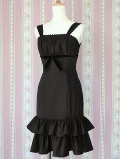 Victorian Maiden dress