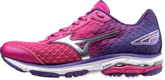 Mizuno Female Wave Rider 19 Road-Running Shoes - Women's