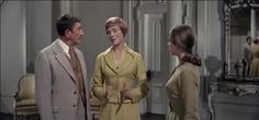 """He's got to at least pretend to work with these people. You must convince him."" ""I can't ask him to be less than he is."" Maria to Max in The Sound of Music. Great line. Deep sighs every time. Clip from getyarn.io"