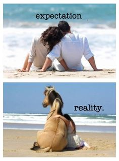 Reality one is so much better!