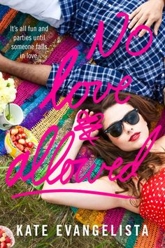 Title: No Love Allowed Author:Kate Evangelista Published by: Swoon Reads in 2016 Genre: Young Adult, Romance, Contemporary Page number: 228 Place I purchased it: Barnes and Noble Rating: 4.5/5 Syn…