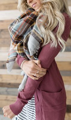 NEED this cuddle cardigan! It's so perfect fro fall and winter! (aff)