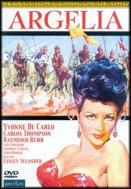 DVD CINE 646 - Argelia (1953) EEUU. Dir: Lesley Selander. Sinopse: no norte de África, Jeff é un soldado que participa na loita de Francia contra as súas colonias en Alxeria. Alí atoparase cun antigo amor, Yvett, que traballa como espía para Francia en territorio alxerino.