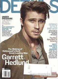 Garrett Hedlund Details Magazine Feb 2013 Charli XCX Jason Clarke Josh Groban
