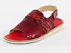 Reptile Skin, Italian Shoes, Designer Shoes, Red Leather, Espadrilles, Handsome, Italy, Touch, Boutique